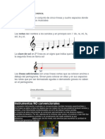 Elementos Del Lenguaje Musical