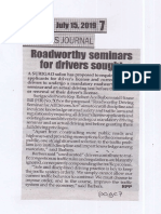 Peoples Journal, July 15, 2019, Roadworthy seminars for drivers sought.pdf