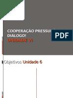 COOPERAÇÃO PRESSUPÕE DIÁLOGO