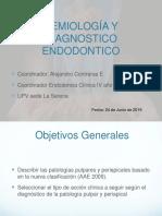 Clase Diagnostico Endodontico - UPV la serena - Chile