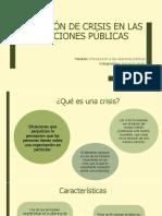 RR.PP crisis