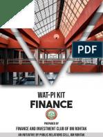 WAT - PI kit