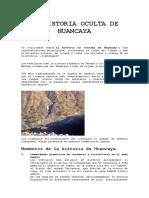 La Historia Oculta de Huancaya