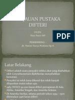 difteriku