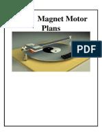 Meyer Magnet Motor