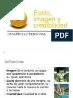 Imagen y Estilo - Desarrollo Personal
