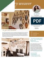 Baaya - Newsletter01