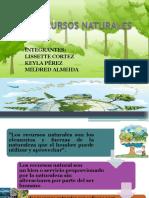 Los Recursos Naturales(1)
