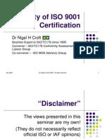Credibility Certificacion Iso 9001 Rev2