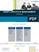 Asset Lifecycle Management v1.0