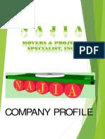 Najia Company Profile