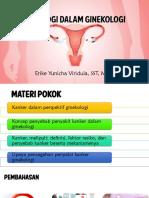 2. Onkologi Dalam Ginekologi (1)