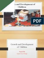Report CHILDREN GROWTH AND DEVELOPMENT.pptx