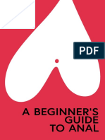 A Beginners Guide to Anal English