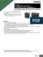 Data Sheet CP1E