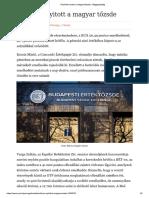 Pozitívan Nyitott a Magyar Tőzsde _ Világgazdaság