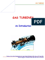 Gas Turbine Training Material