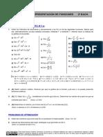 8. Representacion de Funciones