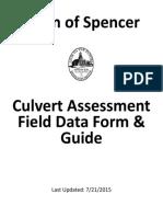 Culvert Assessment
