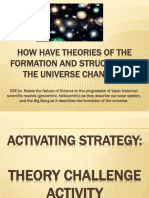Theories Universe