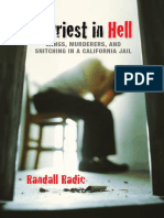 A Priest in Hell Gangs Murderers in Californian Jail