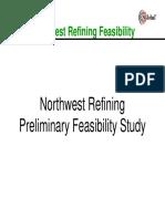Northwest Refining - Preliminary Feasibility Study.pdf