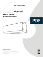 Blanc Owner Manual(REV)