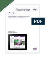 Better Future Report 2012 Full Report