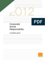 Orange CSR 2012 Accessible