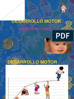 Diapositivasdesarrollomotor