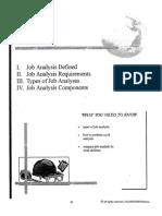 FCE Resource Addendum - Introduction to Job Analysis