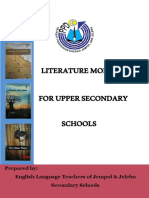 LITERATURE MODULE NEW CYCLE FORM 4.pdf