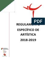 Re Dg Artistica 18 19