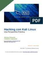 Hacking con Kali Linux