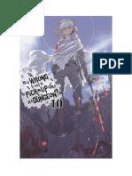 DanMachi Volume 08 pdf | Cavalry | Copyright