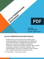 PPT Pemberdayaan Masyarakat.pptx
