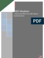 WBS Modeler User Guide
