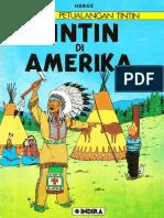 Tintin Di Amerika