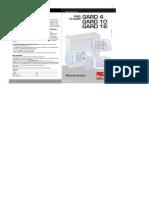 Manual Gard 4-10-18