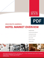 HVS - South American Hotel Market Overview