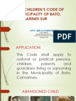 THE CHILDREN'S CODE OF MUNICIPALITY OF BATO,.pptx