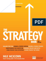 Max Mckeown the Strategy Book 2016 FT Press