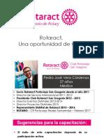 Rotaract Generalidades