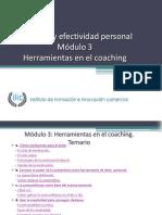 IFIC Modulo 3 Curso Coaching y Efectividad Personal