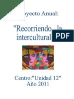 Proyecto Intercultural U.12