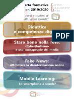 Catalogo Formazione_2019 2020_Centro Educazione Media