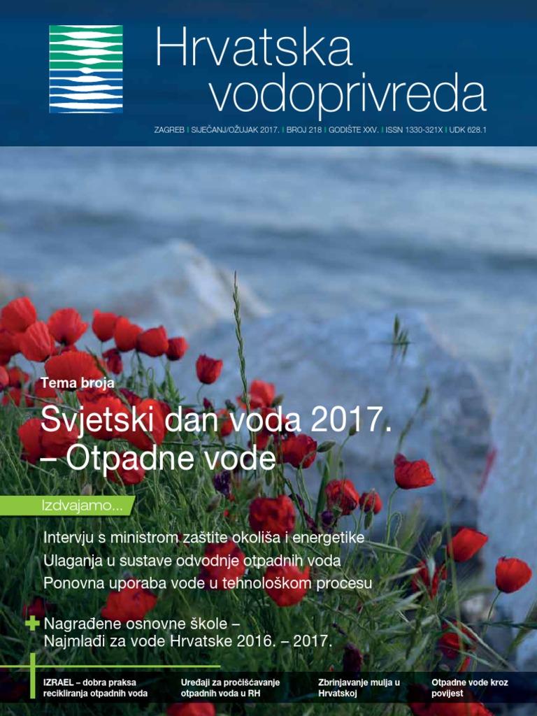 Vlada Republike Hrvarske podnosi Izvjesie o stanju okolisa u Republici Hrvatikoi.