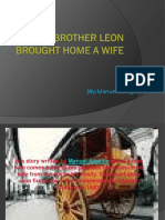 34049882 How My Brother Leon Brought Home a Wife