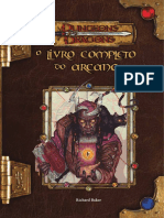 D&D 3E - O Livro Completo do Arcano (Digital) - Biblioteca Élfica.pdf