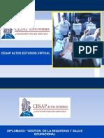 Gestión de La Segurida y Salud Ocupacional (Marco Huaman)